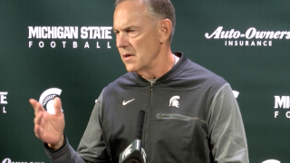 Spartans look for offense to steady as Indiana comes to town