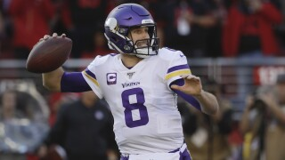 Vikings QB Kirk Cousins not worried about catching COVID-19: 'If I die, I die'
