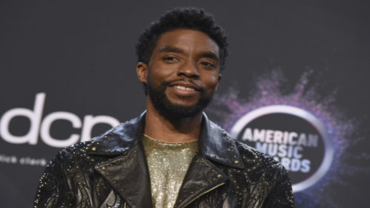 Celebrities React To The News Of Chadwick Boseman's Death