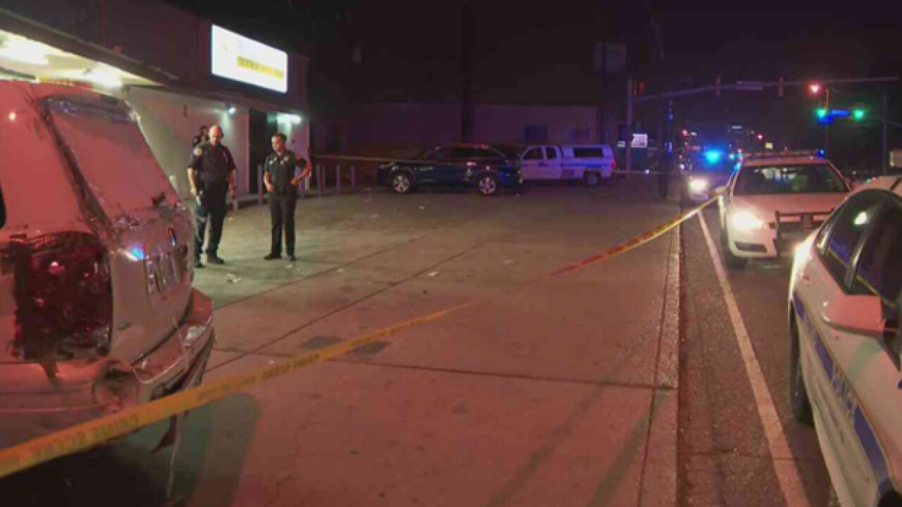 Man Critically Hurt In Nashville Shooting