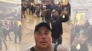 FDNY firefighters capitol riot arrest