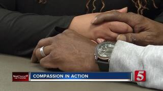 'Community Care Fellowship' helps the homeless with basic needs