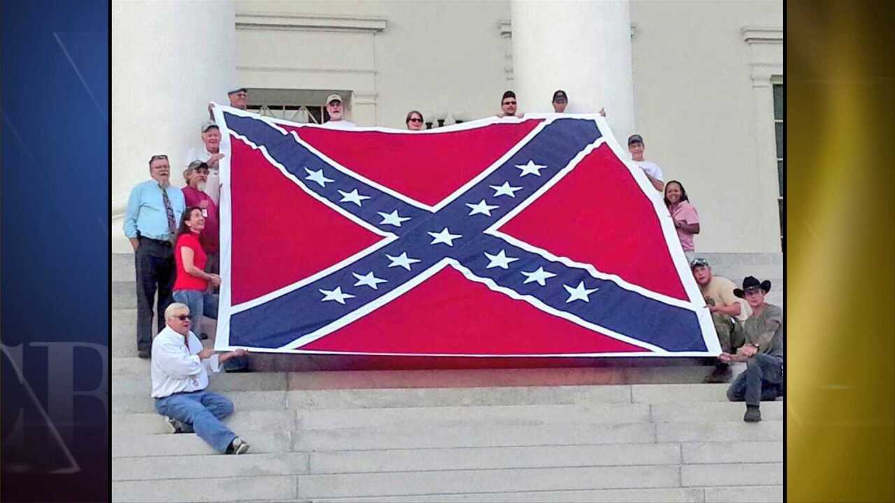 Virginia university to remove Confederate flags from chapel