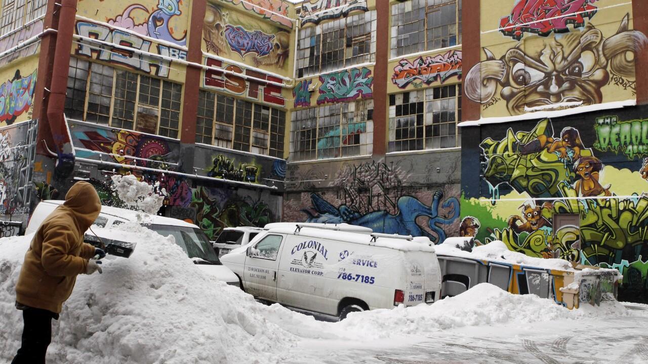 NYC Graffiti Ruling