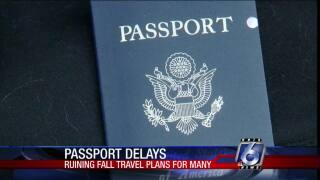 DWYM: How to work around passport delays