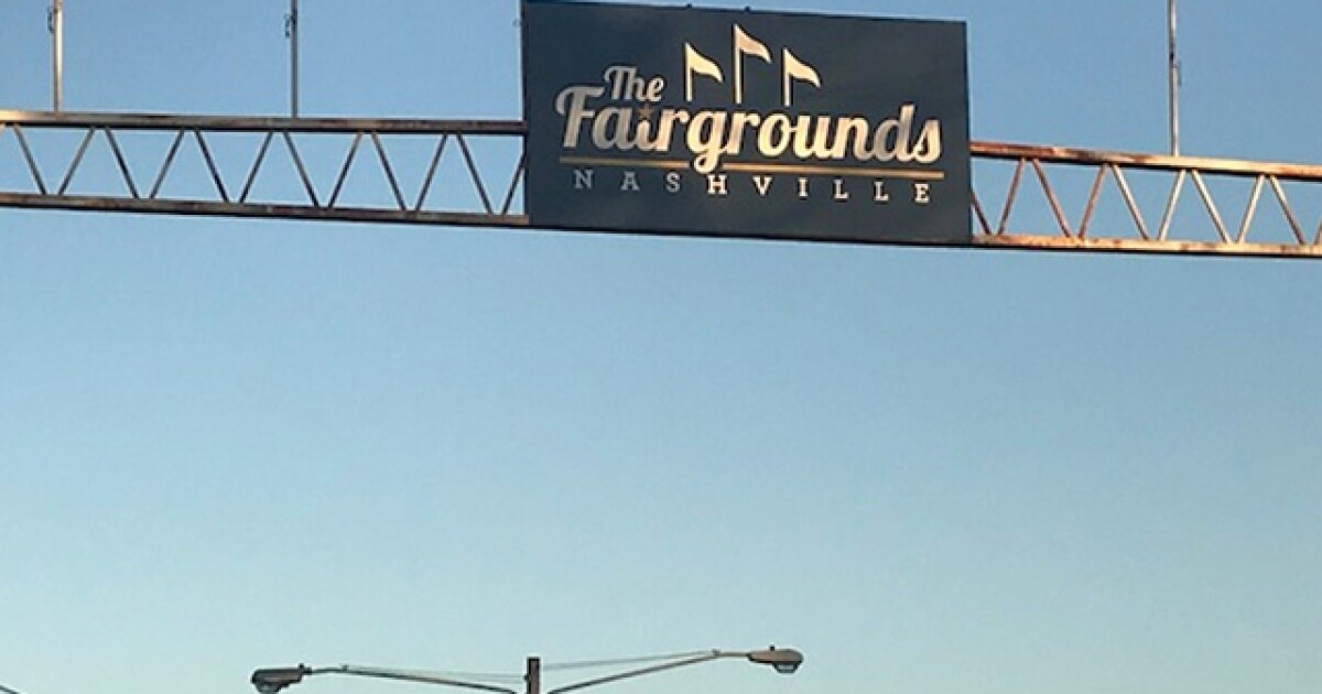 Fairgrounds Nashville cancels all April events