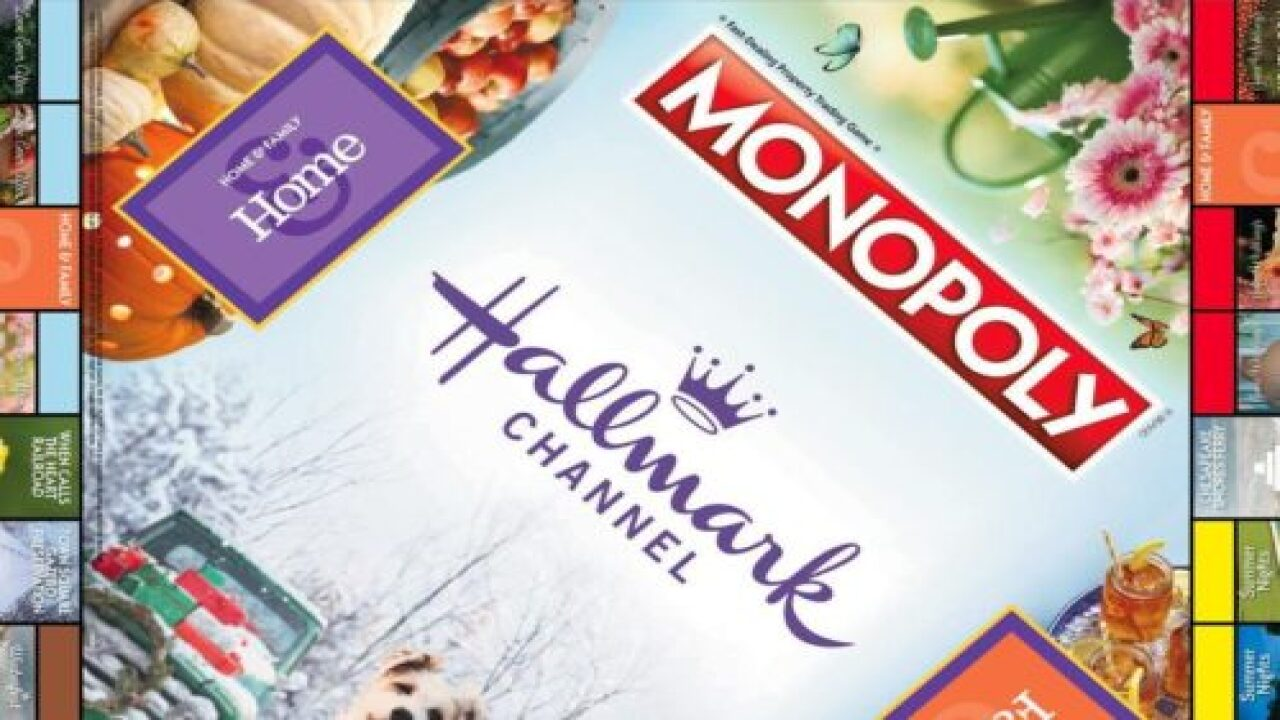 You Can Soon Buy A Hallmark Channel Monopoly Game