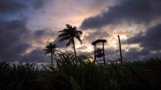 APTOPIX Cuba Tropical Weather Elsa