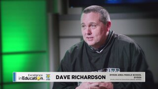 Excellence in Education: DaveRichardson
