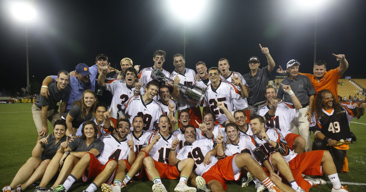 Denver to host Major League Lacrosse Championship in October