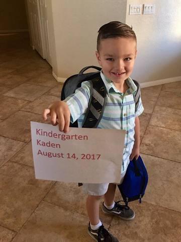 PHOTOS: 2017 First day of school photos