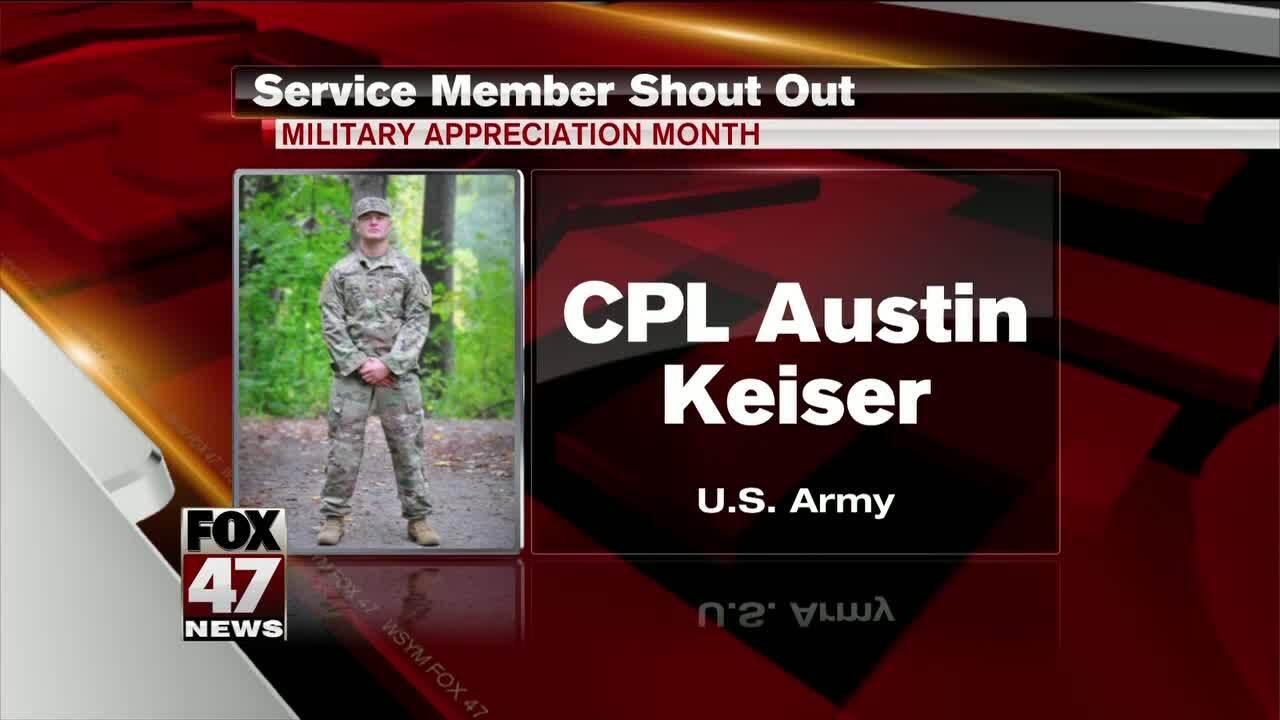 Austin Keiser