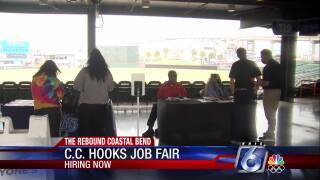 Corpus Christi Hooks job fair