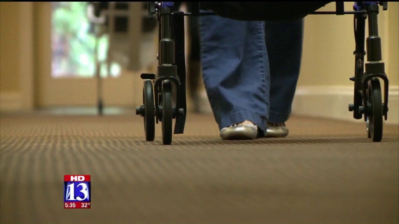 Checking Utah nursing homes for allegations of sexualabuse