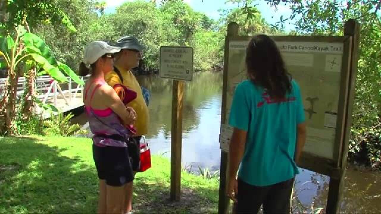 South River Outfitters offers kayaking alternative to St. Lucie River