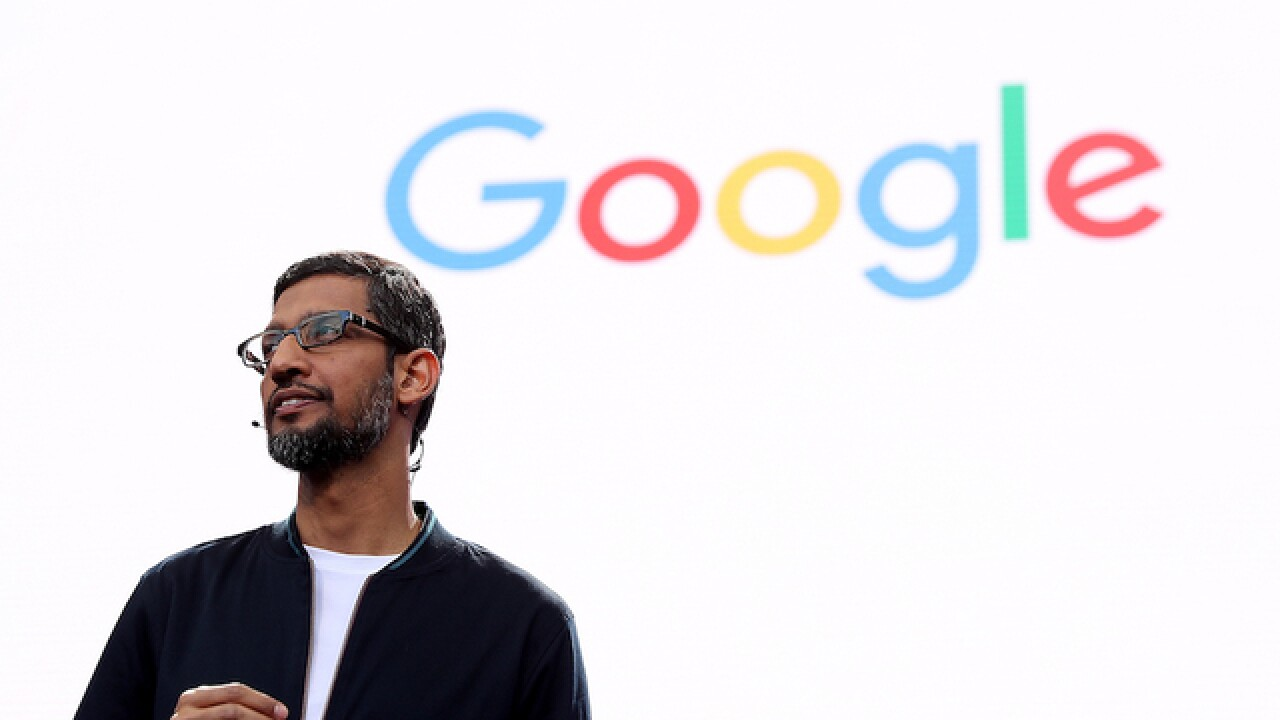 Google might release new laptop, operating system