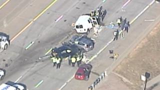 Deadly crash I-35