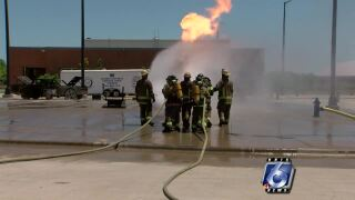How are first responders staying safe during COVID-19