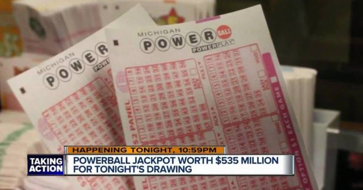 Powerball Jackpot Jumps To 650 Million