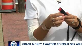 Grant Money Awarded to Fight Sex Abuse