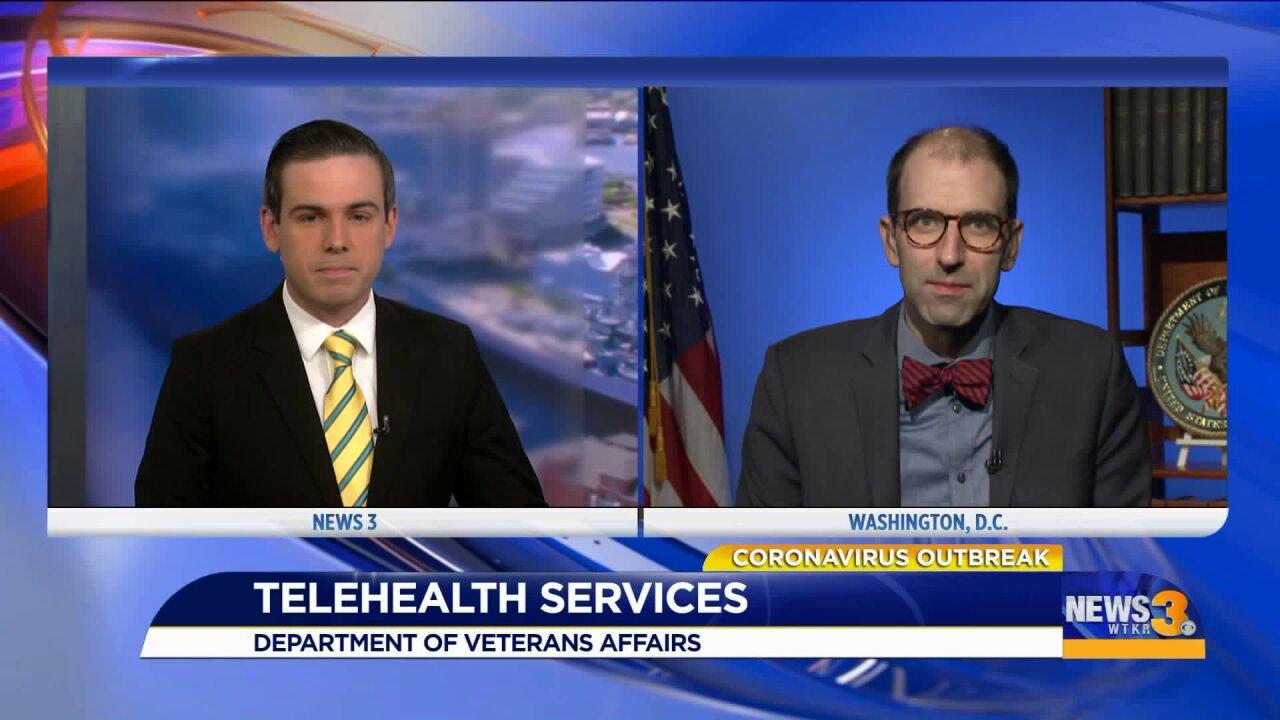 Telehealth Services for veterans