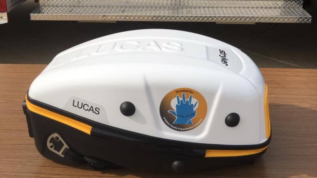 Lucas for Lucas!