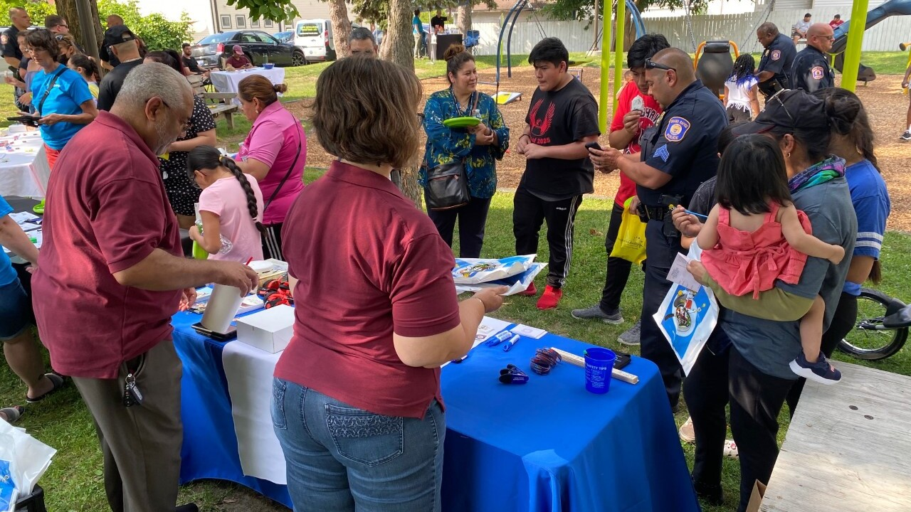 National Night Out returns to West Michigan after a year hiatus