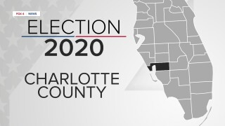 Charlotte County 2020 Primary Elections sample ballots