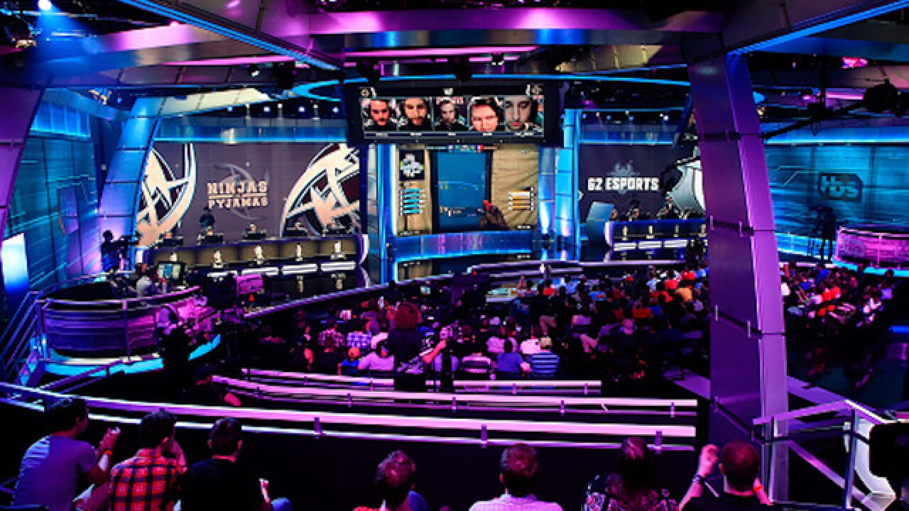 What are eSports, and where are people watching them?