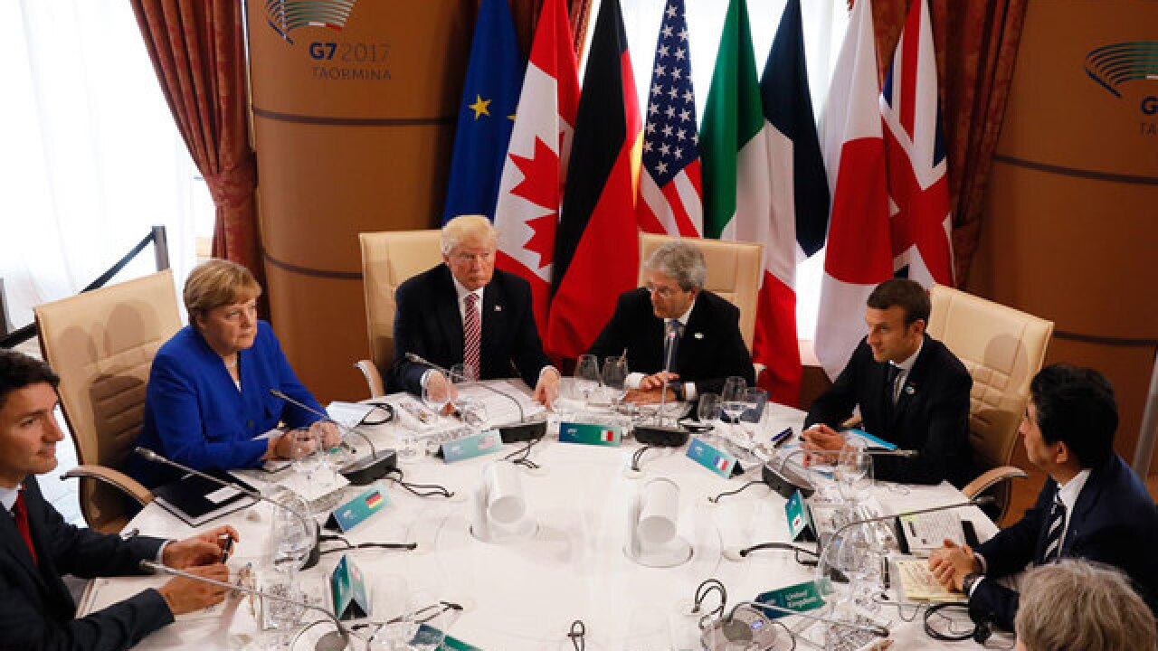 DC Daily: Trump arrives in Sicily for G7 summit