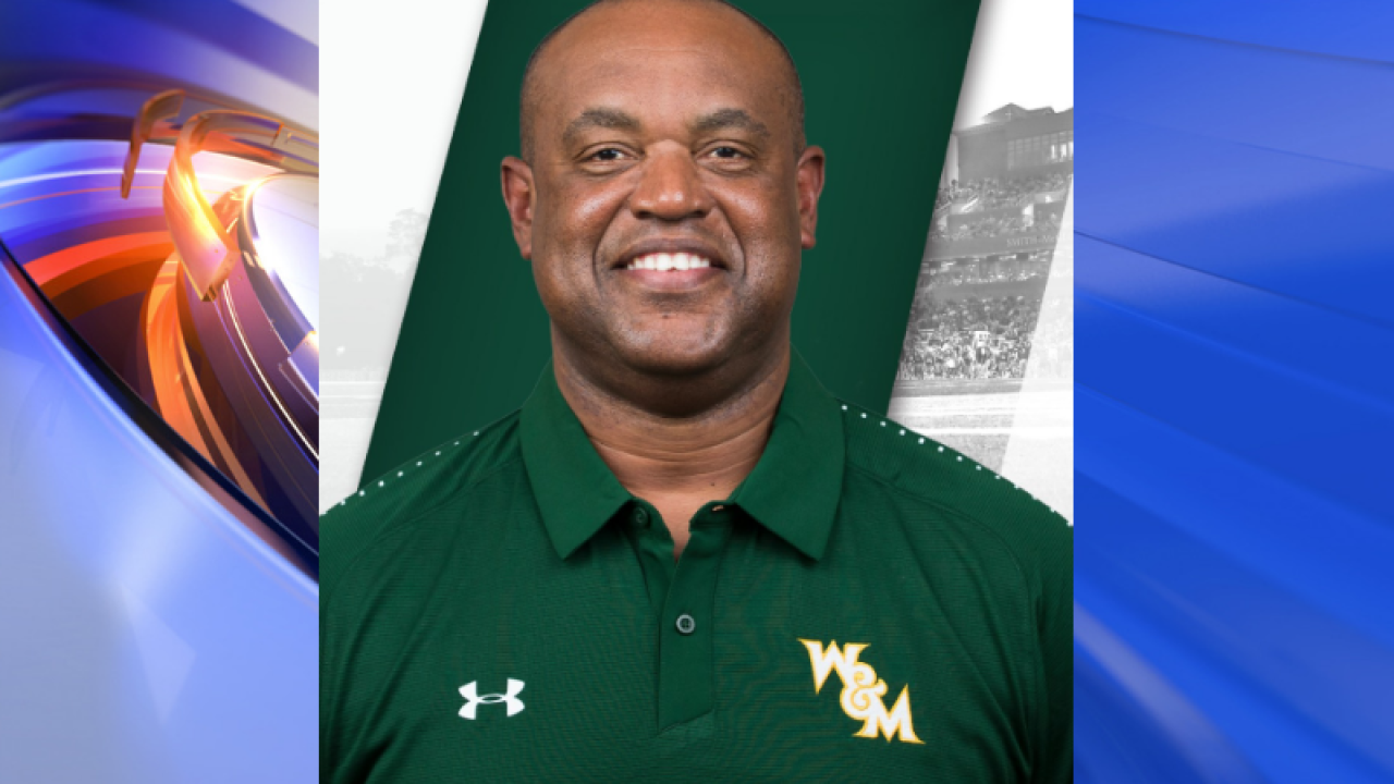 Hampton native Mike London tapped as William & Mary's new head football coach