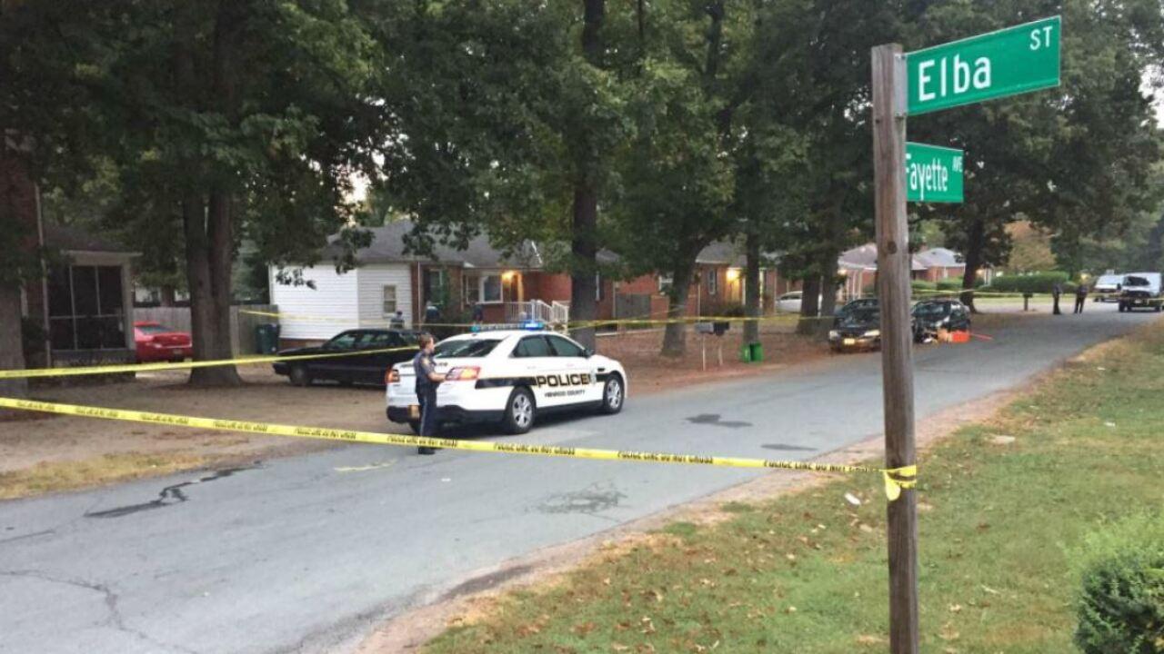 Mom runs from Henrico home: 'They shot mybaby'
