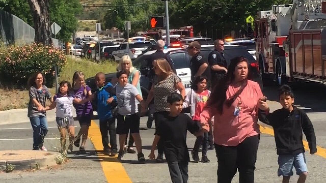 San Bernardino school shooting: How it unfolded, what we know