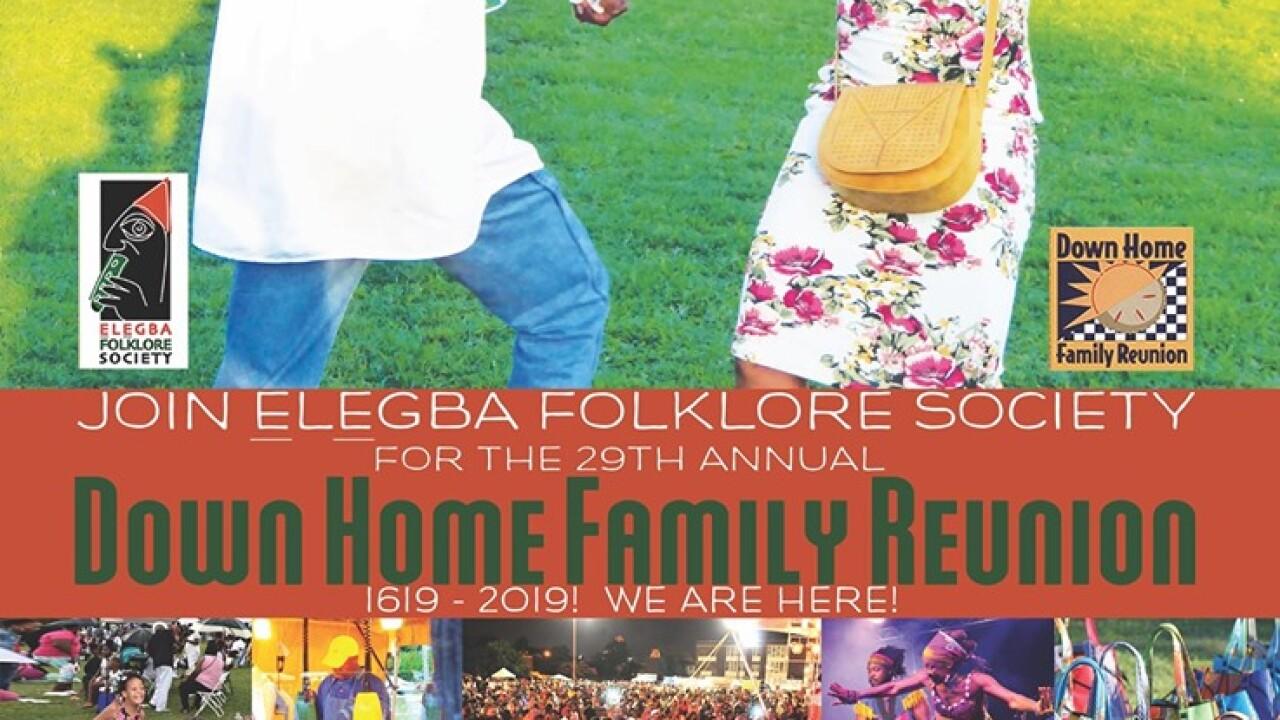 29th Annual Down Home FamilyReunion