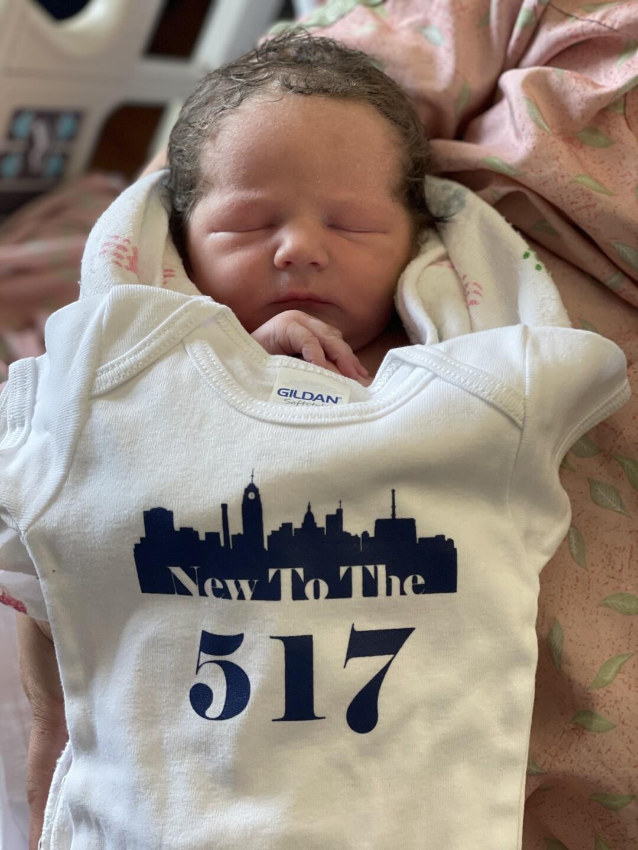 Bowen Kurtzhals, 517 baby at McLaren Greater Lansing