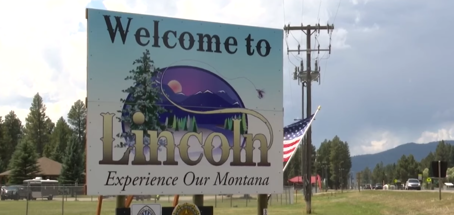 Welcome to Lincoln, Montana
