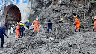 India Glacier Flooding