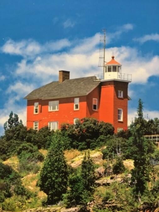 Marquette Lighthouse - Marquette, MI.JPG