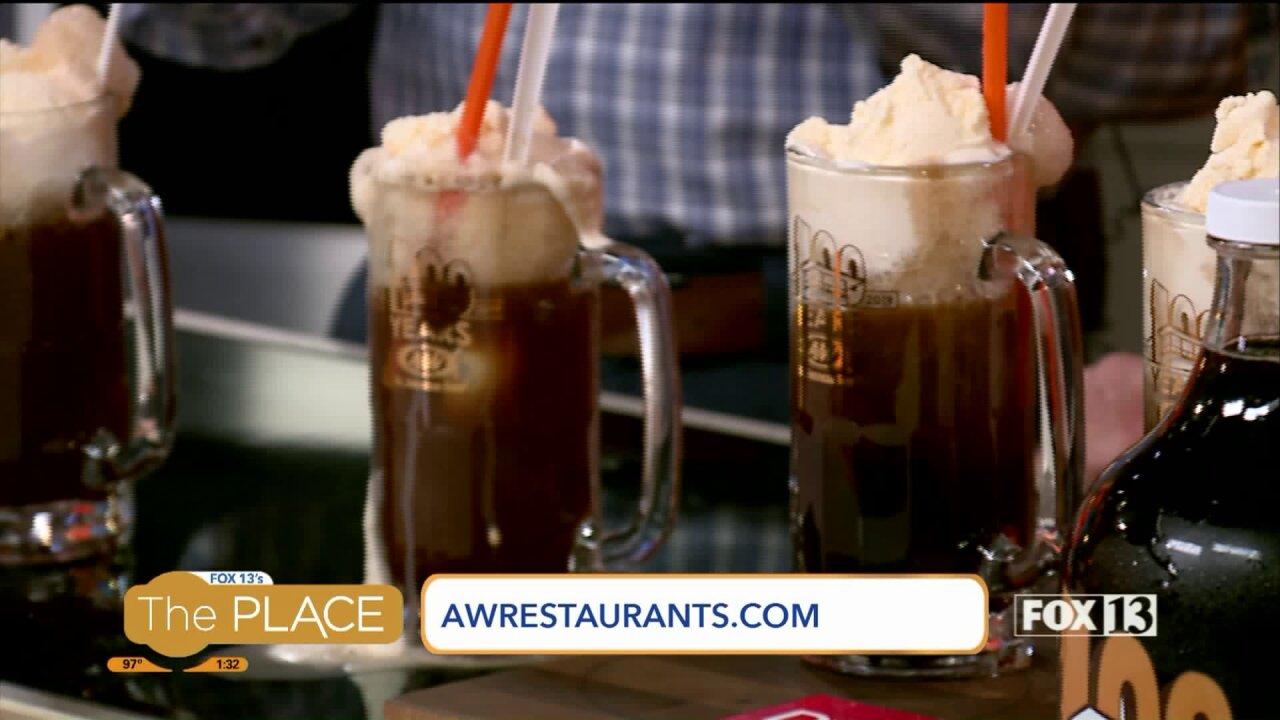 How you can get a free root beer float today atA&W