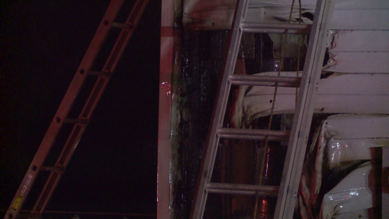 Family of 7 loses home in Richmond housefire