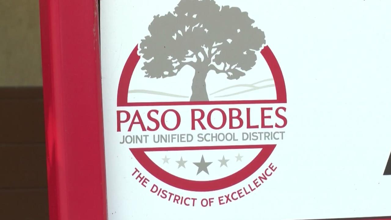Paso Robles school district names interim superintendent
