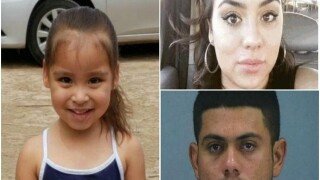 Hayden PD: Toddler abducted by non-custodial mother, boyfriend may be in Mexico