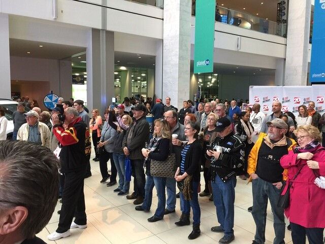 PHOTOS: Channel 7 Family Day at the auto show