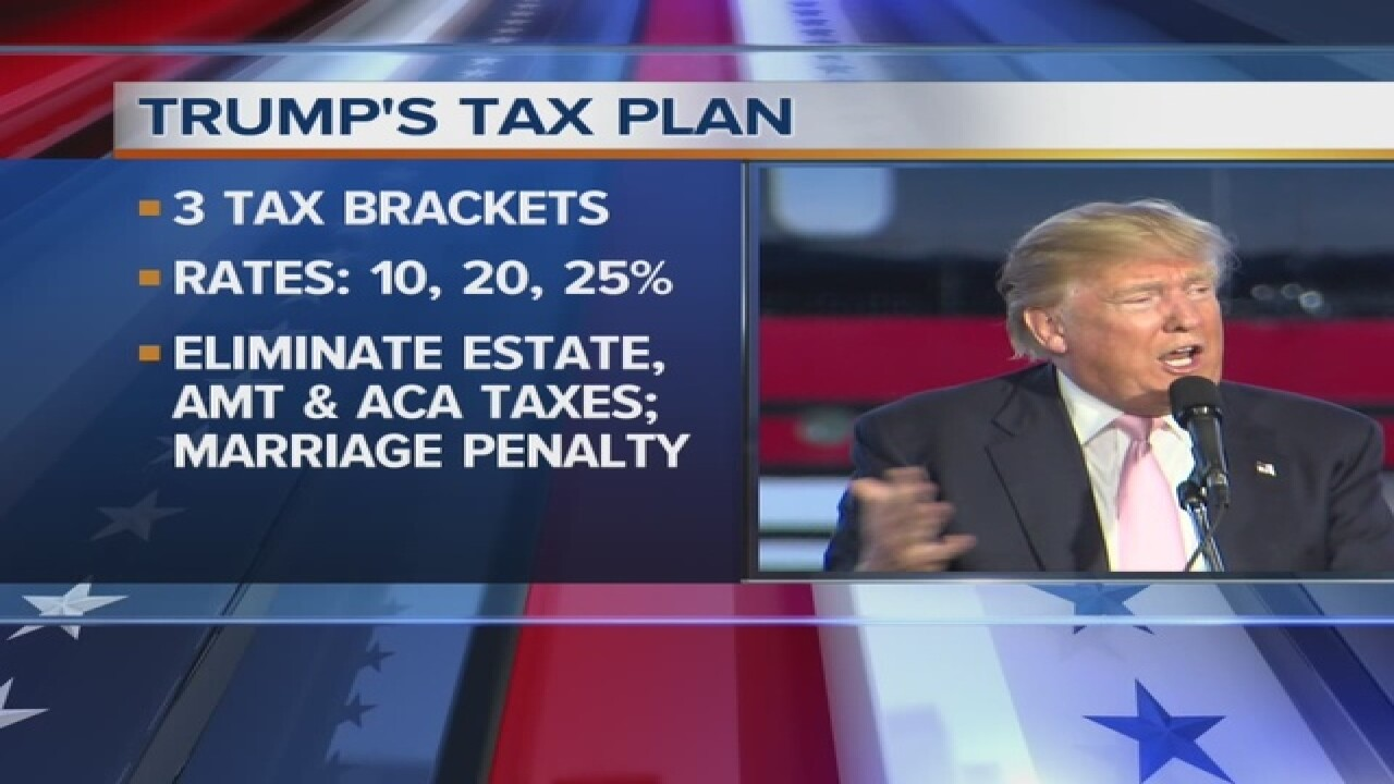 PolitiFact: 2016 pres. candidate tax plans guide
