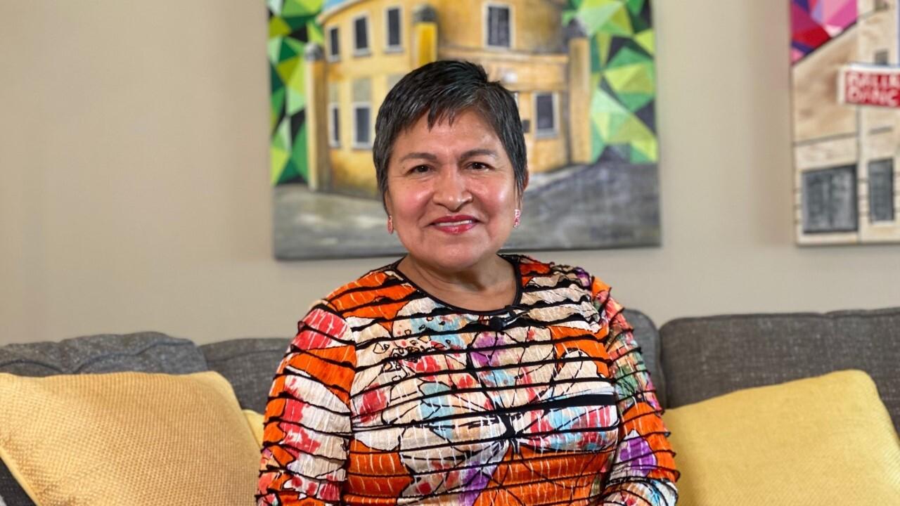 Tina Pena, TCC professor