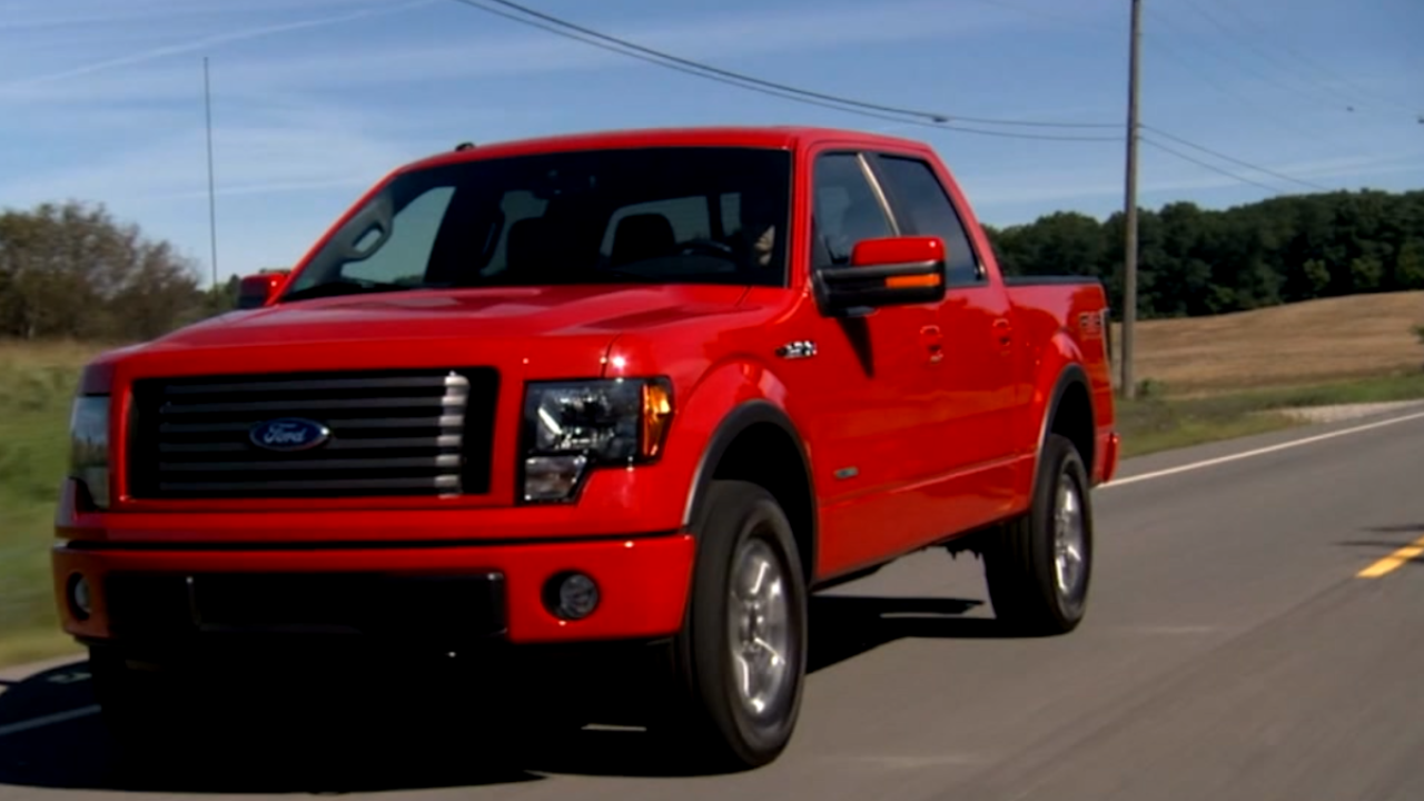 Ford recalls nearly 1 5 million F-150 trucks due to