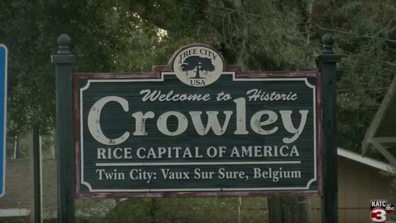 City of Crowley