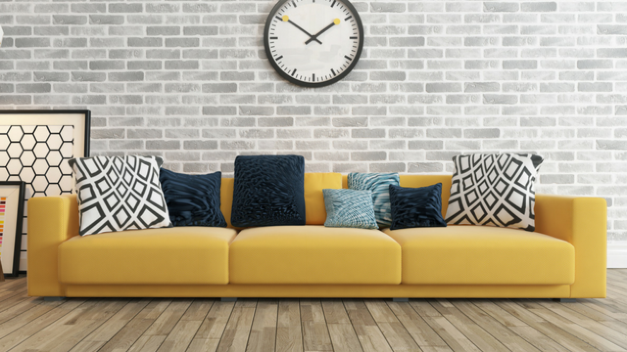 Add dimension to your home with trendy textures