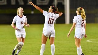 Soccer Takes Care of TCU with a 2-0 Win on Opening Day