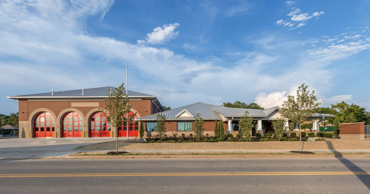 New Nashville Fire Department station opens in Bellevue